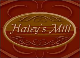 Haley's Mill Community Logo, Cherokee County New Construction, Woodstock GA