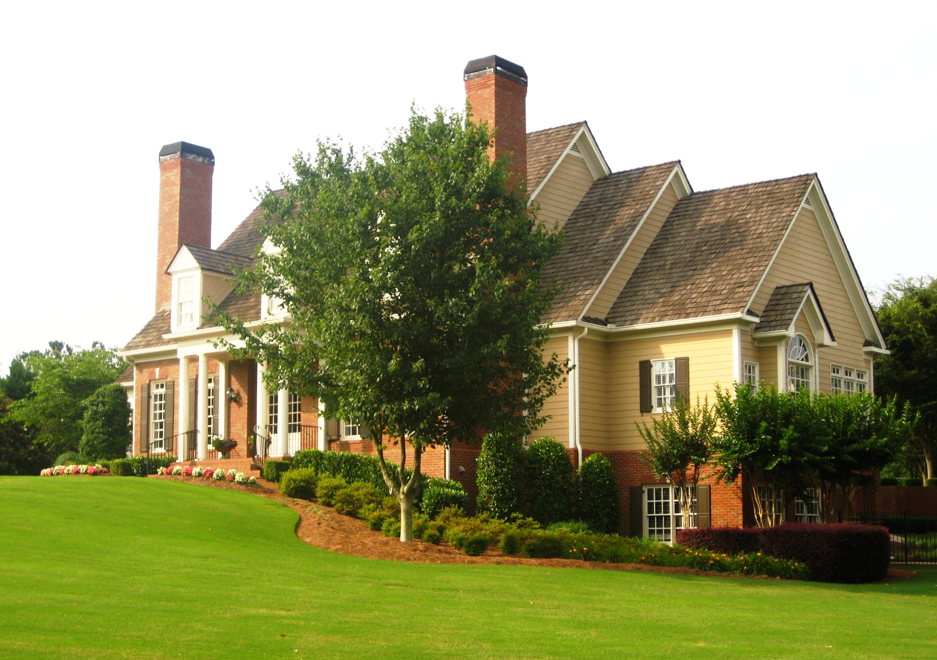 All georgia realty deborah weiner re maxsix hills estate for Milton home builders