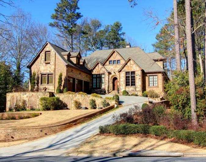 All georgia realty deborah weiner re maxindian hill for Country homes in georgia