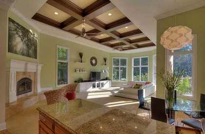 Interior Home In Estates At Allatoona